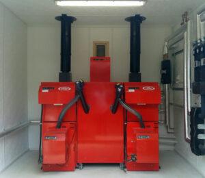 Grant Spira 2014 Double Boiler Installation